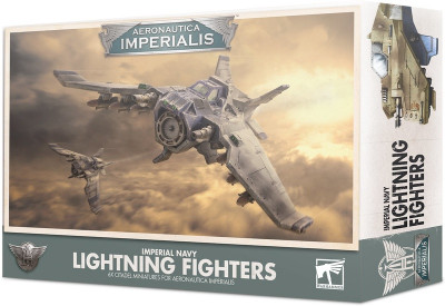 Игра Aeronautica Imperialis: Imperial Navy Lightning Fighters