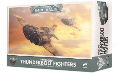 Игра Aeronautica Imperialis: Imperial Navy Thinderbolt Fighters