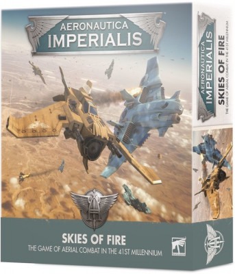 Игра Aeronautica Imperialis: Skies of Fire