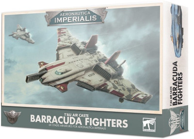 Игра Aeronautica Imperialis: T'au Air caste Barracuda Fighters